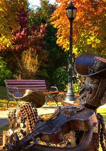 Holland Park Sculpture HDR