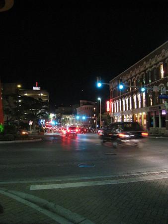 Downtown San Antonio During Fiesta