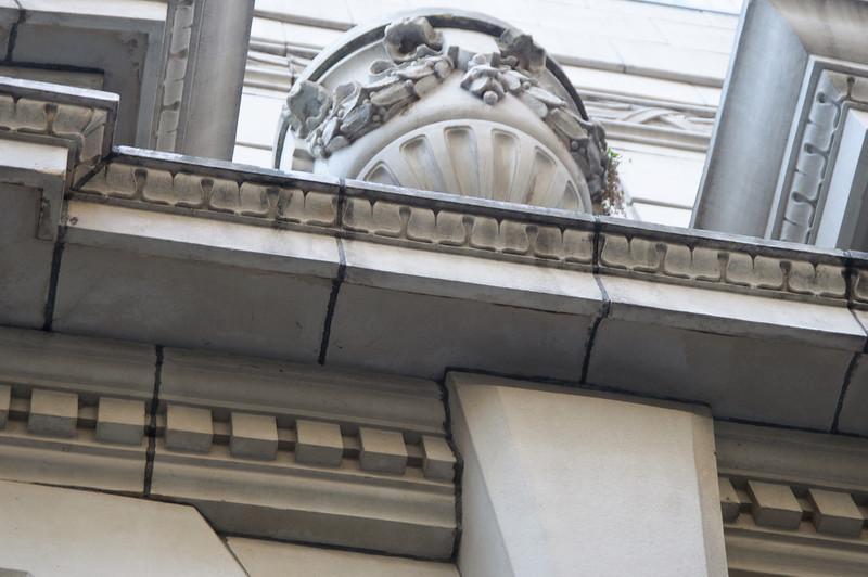 Ornate White Architecture