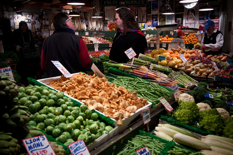 More Market Produce