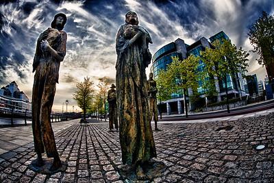 The Famine Memorial (1)
