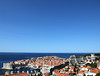 Dubrovnik, Croatia - The city and the sky