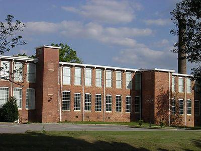Mill, Edgefield, SC