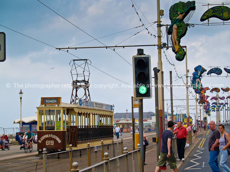 Blackpool tram, A view of the UK