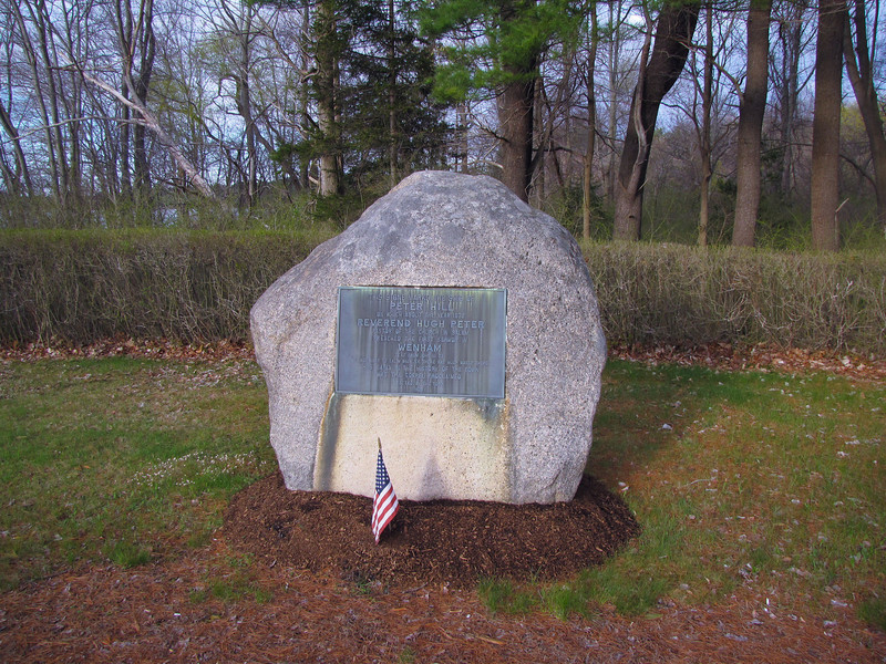 Enon memorial marker