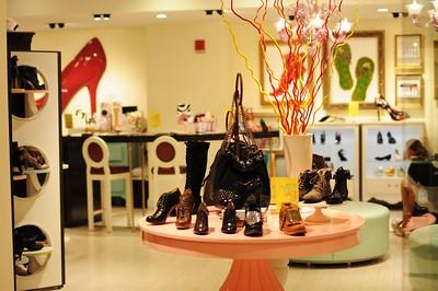 Nine West Shoe Store.