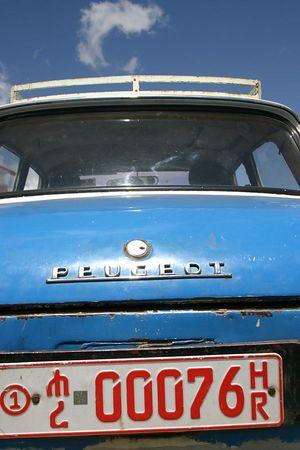 taxi, harar , ethiopia