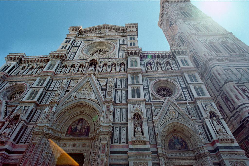 Florence Pisa Duomo