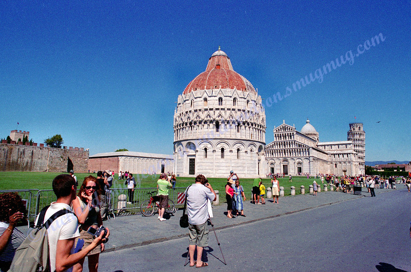 Florence Leaning Tower of Pisa