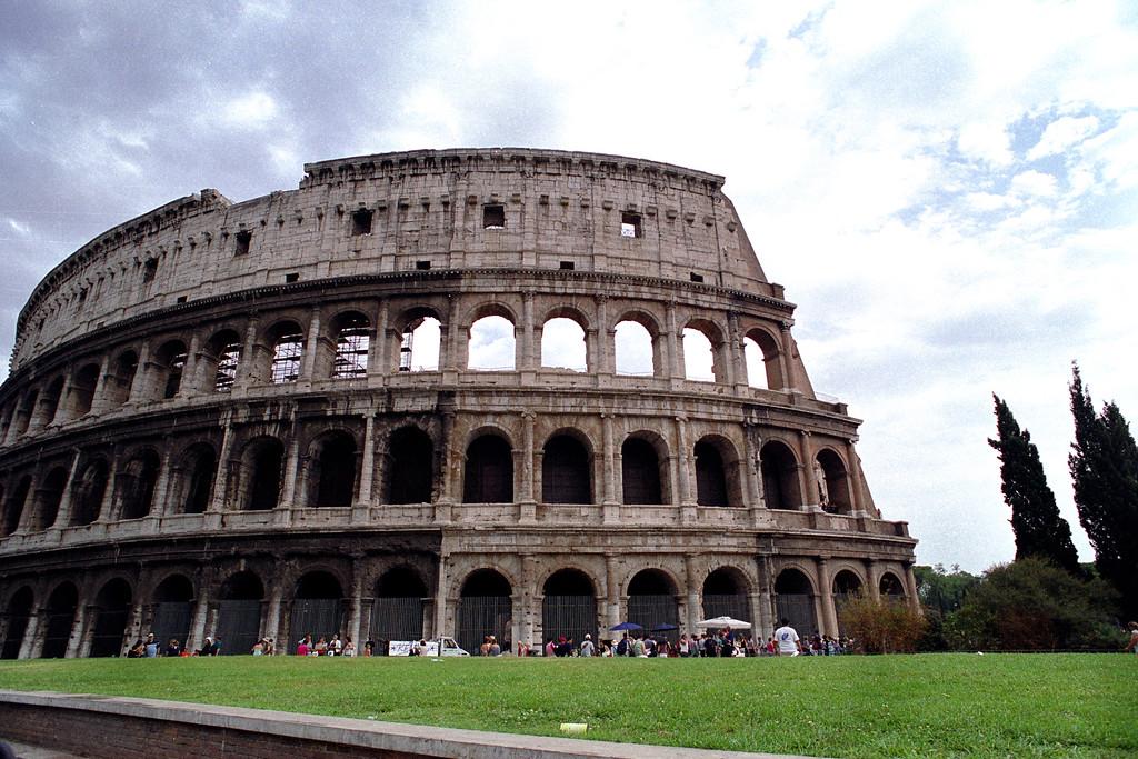 Rome colesium