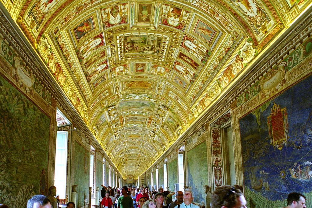 Rome sistine chapel vatican