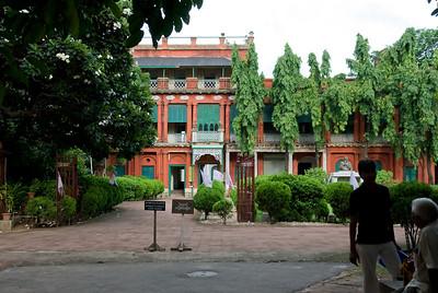 Jorasanko - Rabindranath's residence
