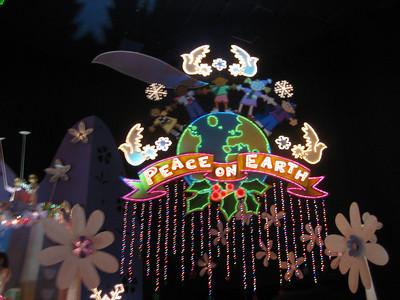 Disneyland Xmas 2007