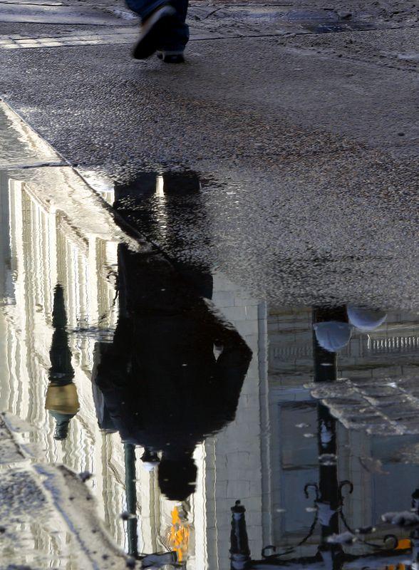 Feet in the Street