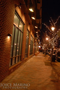 Thames Street in Fells Point, Maryland