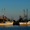 Fernandina Beach, Florida from the Intracoastal Waterway (ICW)