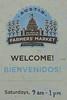 Cat.#0132 - Farmers Market - Buy Local! Austin, TX.
