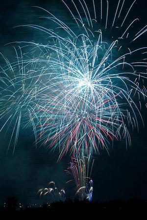 Fireworks Display (Marina Bay)