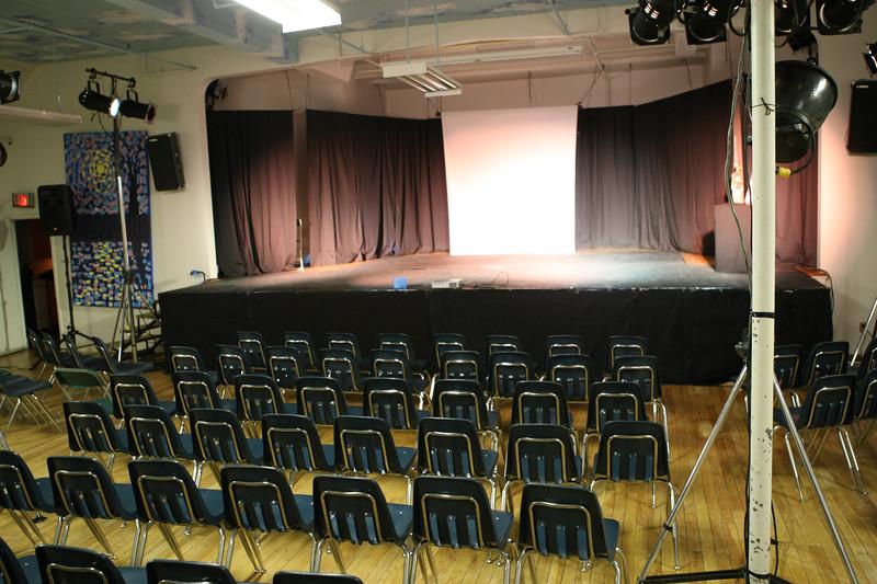 A venue within Victoria school.