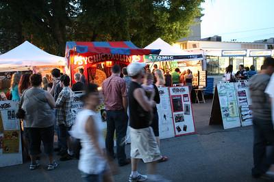 Fringe Festival 2007 Day 2