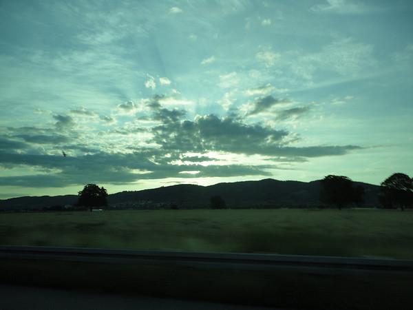 Sunrise, sunshine