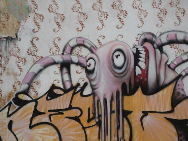 street art in Freiburg