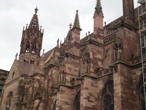 Church in Freiburg