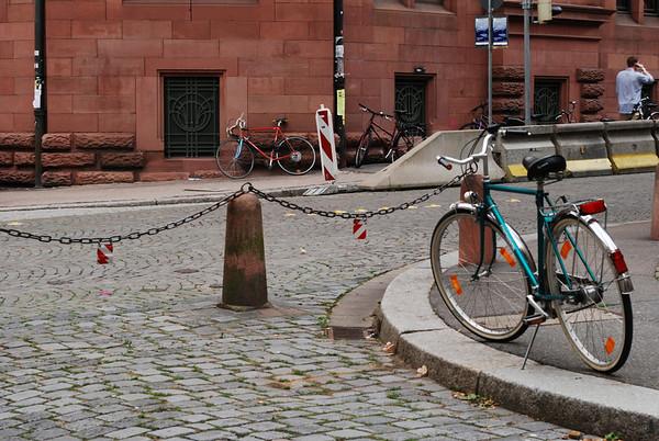 Heidelberg bike