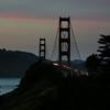 Golden Gate Bridge Sunset 4-2-2008 6-43-10 PM