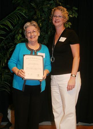 Governor's Awards - Volunteer 2008