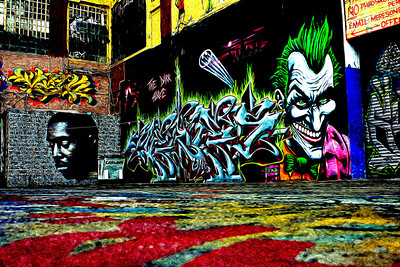 5 Pointz - Hunters Point - Long Island City, NY