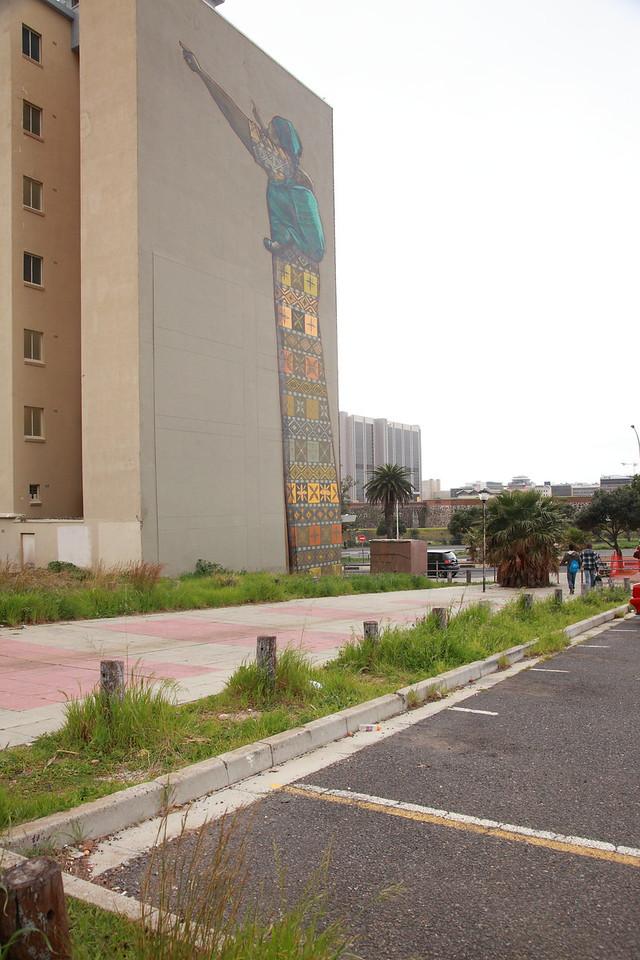 Street art in Cape Town