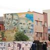 Street art in Woodstock, Cape Town