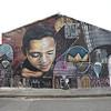 Street art in Woodstock, Cape Town: We are beautiful