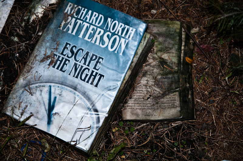Escape the Night<br /> Homeless Reading