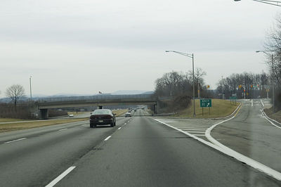 More wide open right lanes