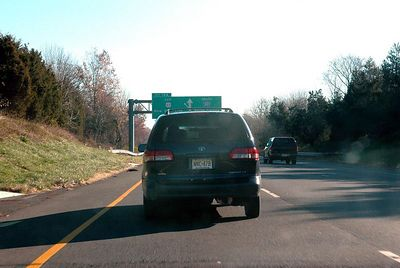 Keep right except to pass -- oops, this person has left lane cruising rights