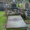 The Chadwick Family grave. Roy Chadwick, Inventor of the Lancaster Bomber is buried here.