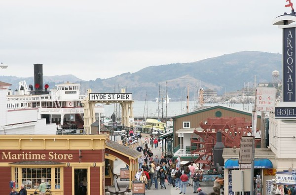 Hyde Street Pier (San Francisco)