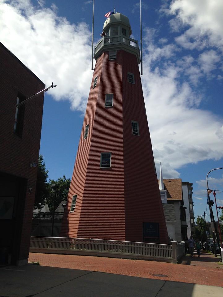 Portland Observatory.