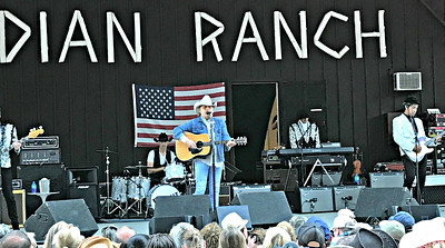 Dwight Yoakam at Indian Ranch.