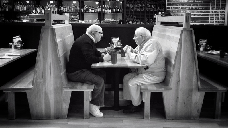 lunch date (iPhoneography)