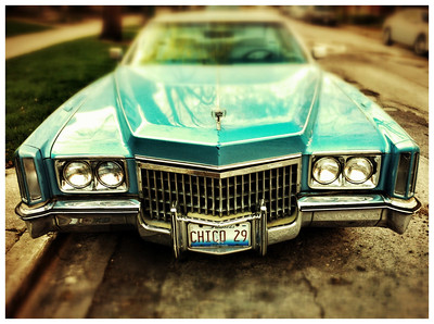 some days you just gotta pimp (iPhoneography)