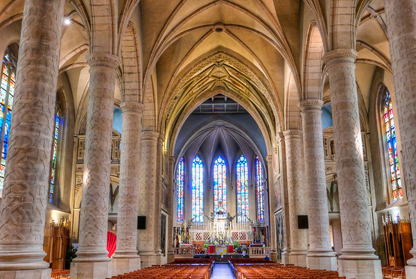 Cathédrale Notre Dame - Luxembourg