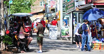 Columbia Heights street economy.