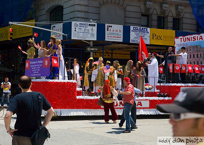 International Immigrants Day Parade