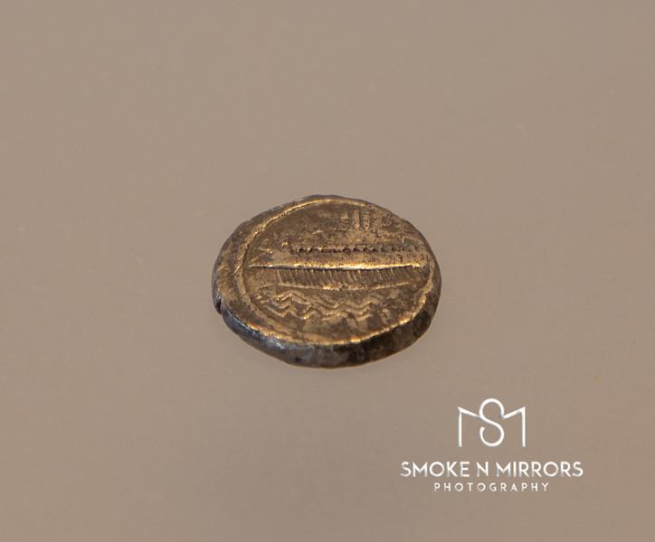 Coliseum Event Coin
