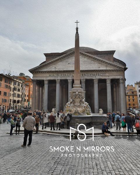 Painted Pantheon