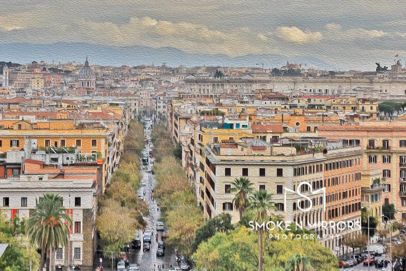 Spanish Rome