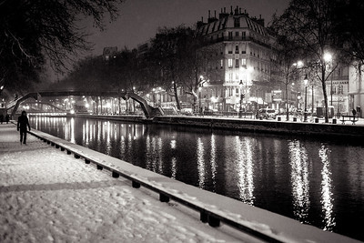 another bleedin canal scene